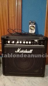 Amplificador marshall mb30