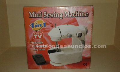 Maquina de coser mini portatil