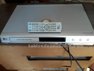 Reproductor dvd-cd lg dr275
