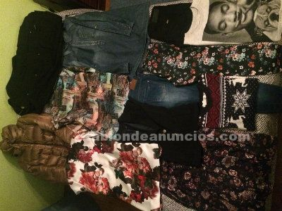 Lote ropa chica xs-s