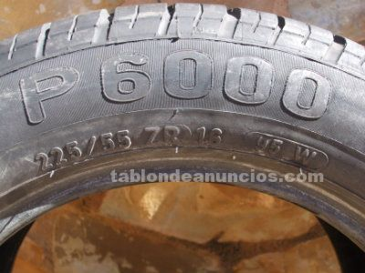 Neumático 225/55 zr16 95w