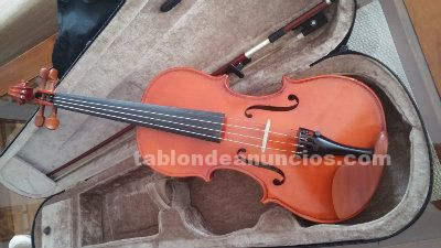 Vendo violin 3/4 perfecto estado