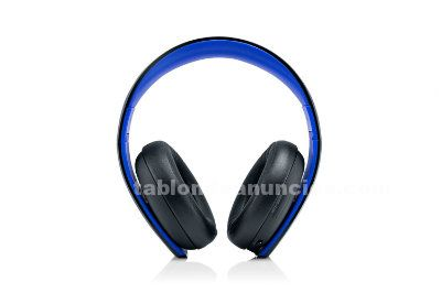 Auriculares inalámbricos sony ps4, ps3, ps vita