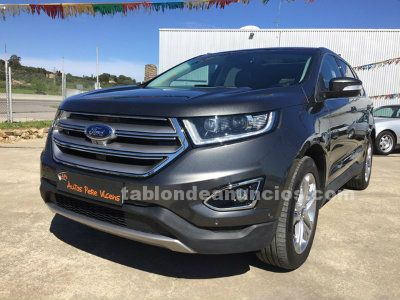 Ford edge 2.0 tdci 210ps titanium 4wd automatic