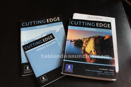 Libro de inglés cutting edge advanced