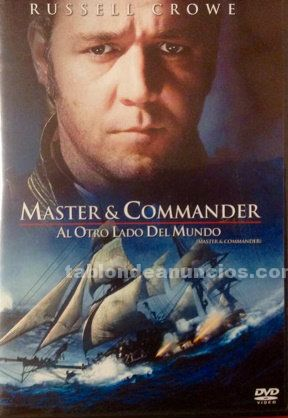 Dvd master and the commander (2003)