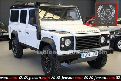 Land rover defender - 110 sw 7 plazas 122 cv
