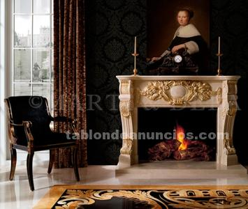 Interior decoration with natural stone by martideba