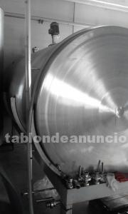 Deposito inox 8.000 litros