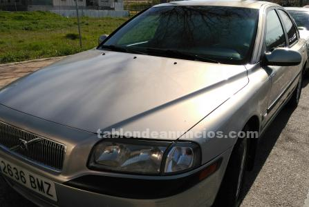 Volvo s80 2.4 optima ii 170 cv gasolina