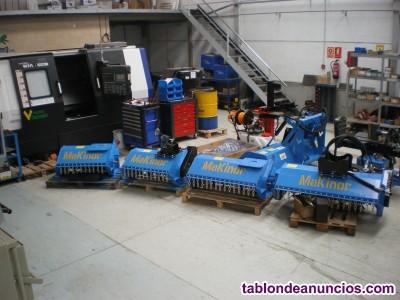 Makinor maquinaria agrícola y forestal