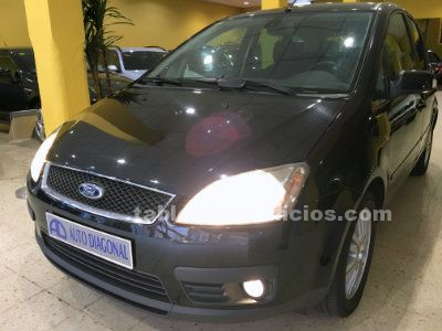 FORD FOCUS C-MAX 2.0TDCI GPS FORD CLIMA LL 16 QUOT; REG VEL BLUETOOTH