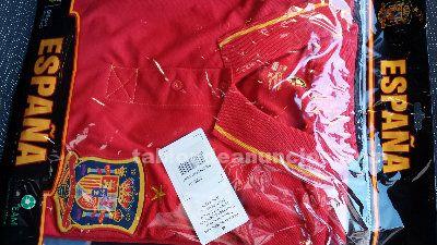 Camiseta de españa campeona del mundial 2010