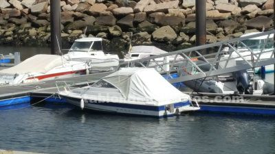 Bayliner 1952 capry cuddy (1994)