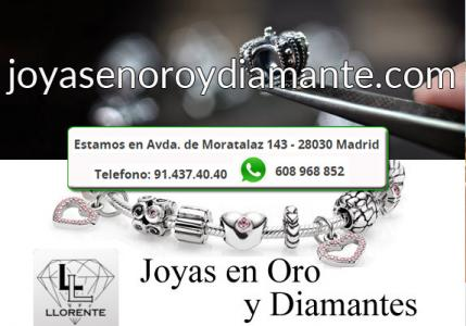 JOYERIA ON-LINE Y JOYERIA EN MADRID