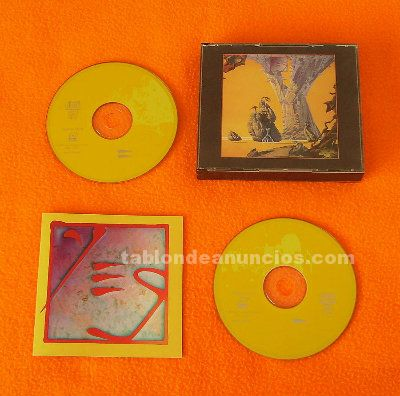 Yes. Yesstory cd doble álbum de 1991