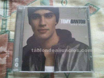 CD DE TONY SANTOS