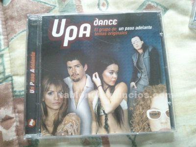 Cd de upa dance