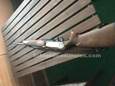 Se vende rifle marca browning