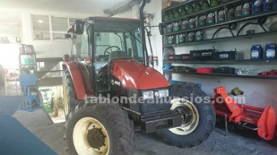 Tractor new holland l85 dt - ref. 1085