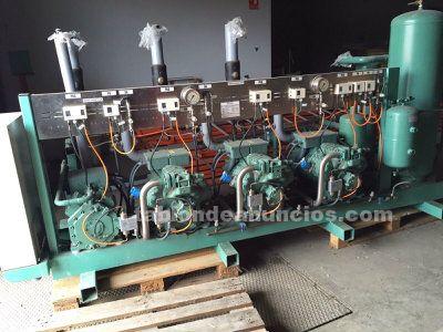 Central de motores BARATA