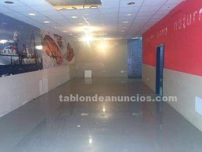 Alquila local comercial