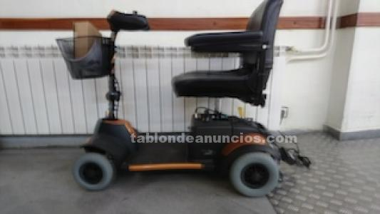 Vendo scooter minusvalido