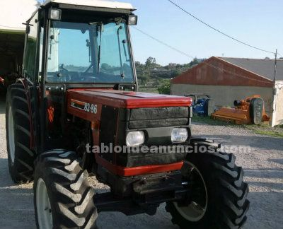 Tractor marca fiat