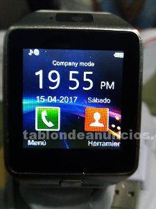 Vendo smartwatch multifuncion blanco