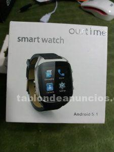 Vendo smartwatch ourtime x01 s 3g