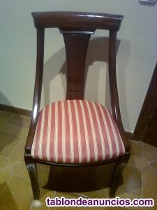 Venta mesa y 4 sillas comedor