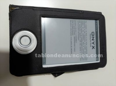 E-reader onix táctil. Be book