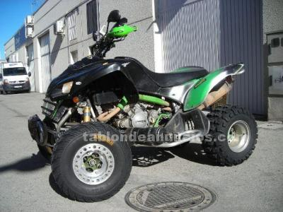 Vendo quad kawasaki 700 vforce