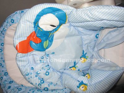 Trona polly magic sea dreams de chicco