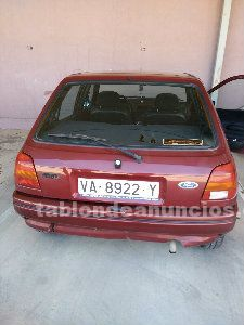 FORD FIESTA, VENDO