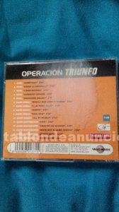 Operación triunfo las mejores canciones