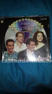 Álbum Eurovisión 2004