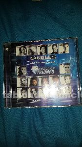 Operación triunfo  singles