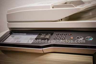 Impresora sharp mx-5001n