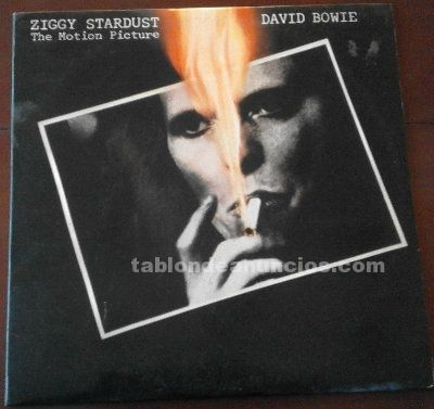 DISCO VINILO DAVID BOWIE QUOT;ZIGGY STARDUST MOTION PICTURE QUOT;