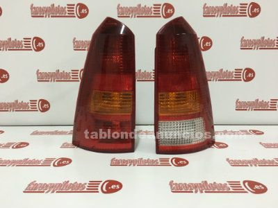 Pilotos traseros Ford Focus Familiar 1998 - 2004 ranchera