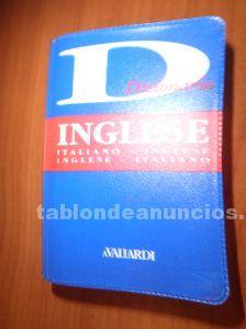 Diccionario italiano inglés y viceversa por 5 euros