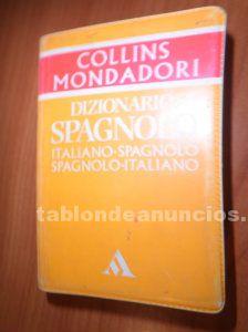 Diccionario italiano español y viceversa por 5 euros