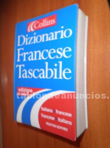 DICCIONARIO ITALIANO FRANCÉS Y VICEVERSA POR 5 EUROS