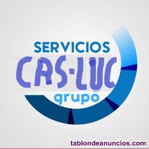 Grupo cas-luc/servicios
