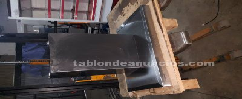 Campana extractora de acero inoxidable de 2 filtros marca cata