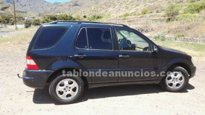 VENDO MERCEDES ML 270 AUTOMATICO