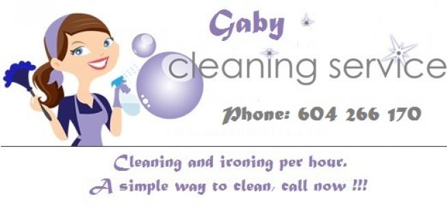 Gaby cleaning service