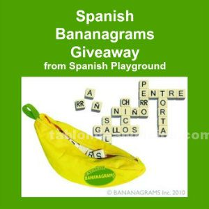 Spanish lessons with board game!