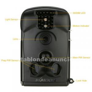 Videocámara de vigilancia kkmoon 5210